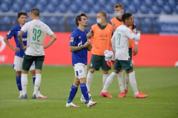 """Benito Raman beleeft moeilijke tijden met Schalke 04: """"De laatste weken waren heel zwaar"""""""