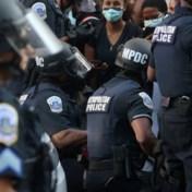 Agenten protesteren mee tegen dood George Floyd