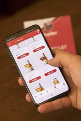 AB InBev lanceert app om te bestellen op café