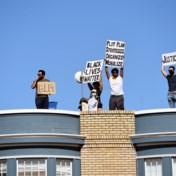 Opnieuw protesten in VS: Politie New York grijpt in bij protest na avondklok