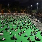Boris Johnson geeft rouwend Hongkong sprankeltje hoop