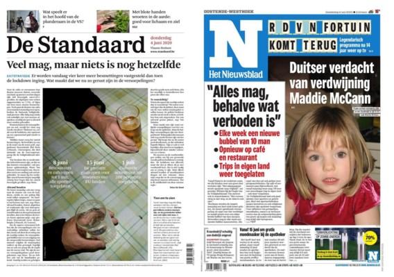 Krantencommentaren: 'Vertrouwen niet beschamen'