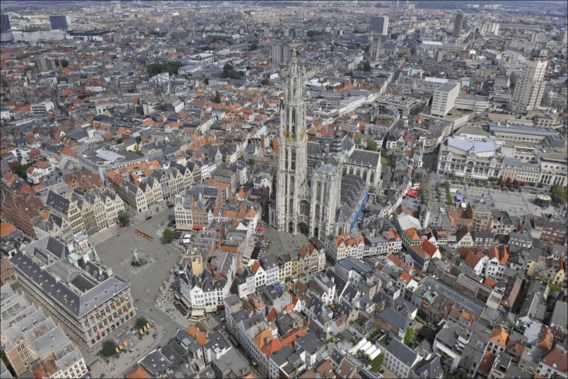 Vier vijfde van Antwerpse binnenstad voetgangervriendelijk tegen 2024