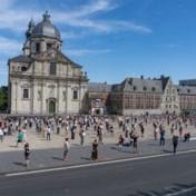 Veel antiracismeprotesten op til in België