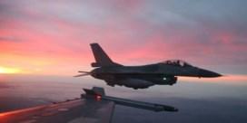 Socialisten en groenen verzetten zich tegen nieuwe F-16-missie boven Syrië