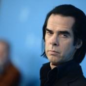 Nick Cave veilt Gucci-kousen voor concertzaal