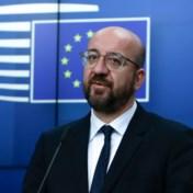 Michel mikt op zeker twee toppen voor akkoord over begroting