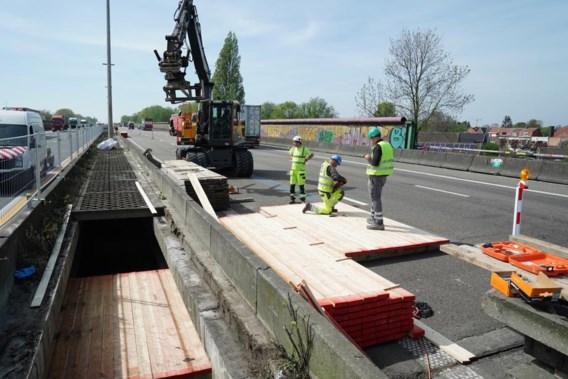 Opnieuw dodelijk ongeval in staart van file richting werken Gentbrugge
