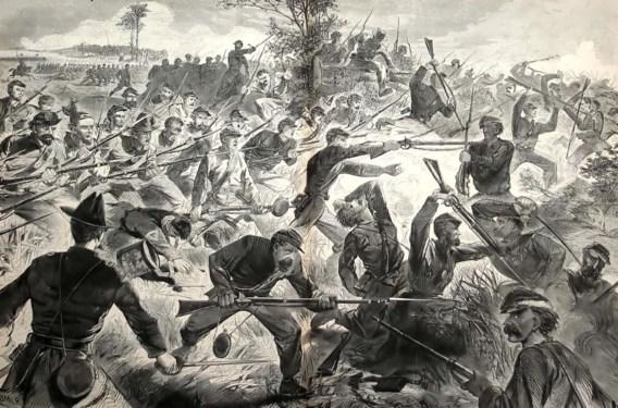 Laatste persoon met pensioen Amerikaanse Burgeroorlog overleden