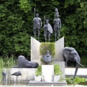 Ook beeld van Leopold II beklad aan Afrikamuseum in Tervuren