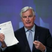 Hoofdonderhandelaar Michel Barnier: 'Ik begrijp de Britten niet meer'
