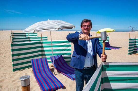 Dan toch niet reserveren voor strand in Oostende