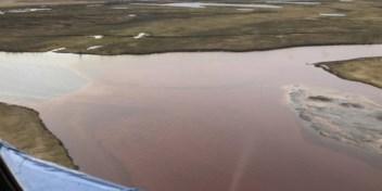 Siberië beleeft zijn Exxon Valdez-drama