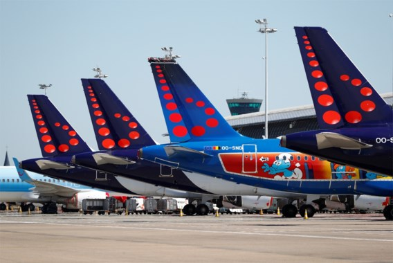 Brussels Airlines stuurt weer volle vliegtuigen de lucht in: mondmasker verplicht