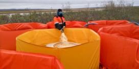 Ruim 300 ton diesel geruimd uit vervuild natuurgebied in Arctische Oceaan
