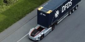 Zelfrijdende vrachtwagen van Volvo heeft eerste job op zak