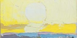 Le soleil (1953) Nicolas de Staël
