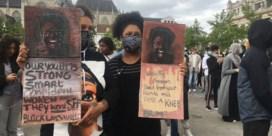 Tot 700 betogers op Black Lives Matter-protest in Antwerpen