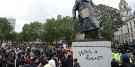 Beeldenstorm in Verenigd Koninkrijk: ook Winston Churchill beklad