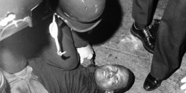 Witte bullebak heeft baat bij angst voor straatgeweld