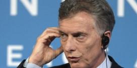 Ex-president Argentinië beschuldigd van afluisteren journalisten