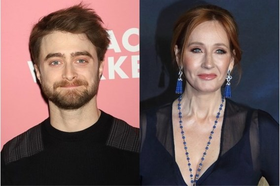 Daniel Radcliffe bekritiseert uitspraken van J.K. Rowling