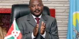 Burundese president Pierre Nkurunziza plots overleden