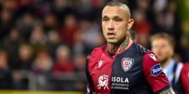 Radja Nainggolan is onzeker voor eerste duel in Serie A met Cagliari