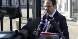 Begrotingsminister Clarinval schetst dramatische toestand van overheidsfinanciën
