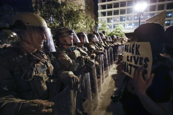 Amerikaanse reservisten testen positief op covid-19 na betogingen