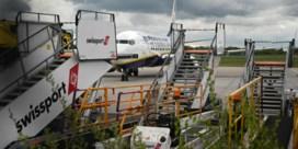 Vluchten op Zaventem geschrapt door faillissement Swissport