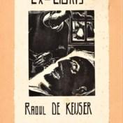 Raoul De Keyser schreef ook gedichten