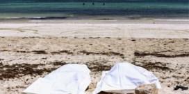 Zeker 34 migranten gestorven voor kust van Tunesië