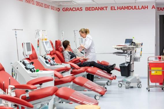 Rode Kruis doet oproep aan bloeddonoren: 'Tekort dreigt tijdens verlengd weekend'