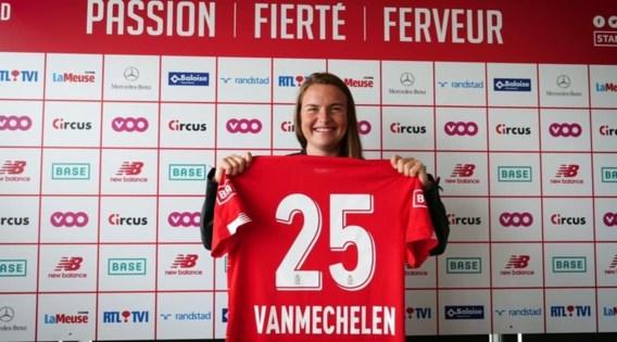 """Red Flame Davinia Vanmechelen keert terug naar Standard: """"Schrik gekregen door coronacrisis"""""""