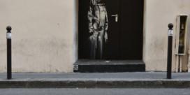 Gestolen werk van Banksy teruggevonden in Italië