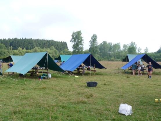 Al bijna 300 kampplaatsen aangeboden via SOS Zomerkamp