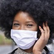 'Mensen die buitenkomen zonder masker, dat is niet normaal'