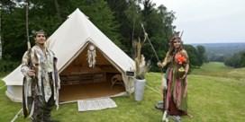 Zo ziet de camping van Tomorrowland eruit in Durbuy
