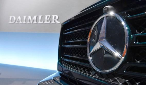 Nog eens 170.000 Mercedessen terug naar garage na dieselschandaal