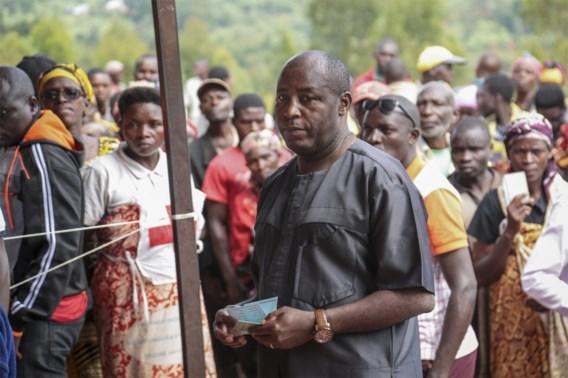 Waarnemers stelden 'veel onregelmatigheden' vast tijdens verkiezingen Burundi