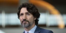 Trudeau: 'Overal in Canada, ook in onze instellingen, is er discriminatie'