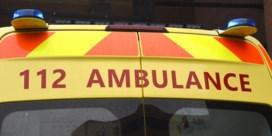 Ambulancier krijgt klap in gezicht van autobestuurder in Anderlecht