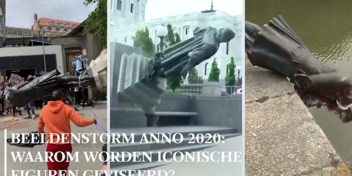 Beeldenstorm anno 2020: waarom vallen iconische figuren van hun sokkel?