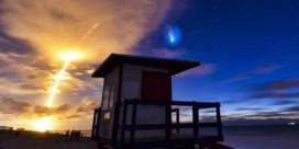 SpaceX lanceert 61 satellieten tegelijk