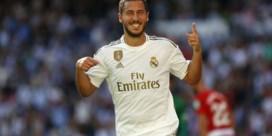 """Real Madrid verwacht veel van Eden Hazard bij eerste match sinds coronacrisis: """"Hij vliegt echt sinds hij terug is uit blessure"""""""