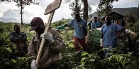 Nieuwe ebola-uitbraak in noordwesten Congo eist al zeker elf levens