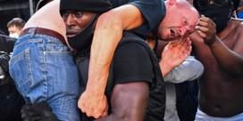 'Racistisch tuig' zaait geweld