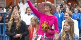Nederlandse koningin draagt het liefst Belgische kleding