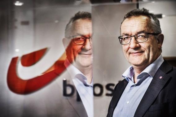 Bpost-topman Van Avermaet heeft 'volste vertrouwen in goede afloop', vakbond wacht voorlopig af